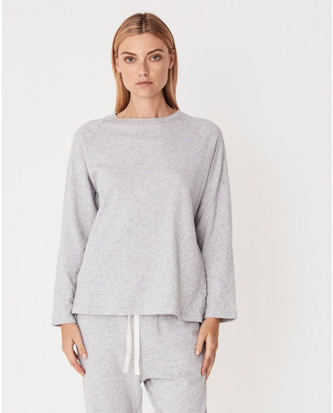 Assembly Label Lounge Sweatshirt - Grey