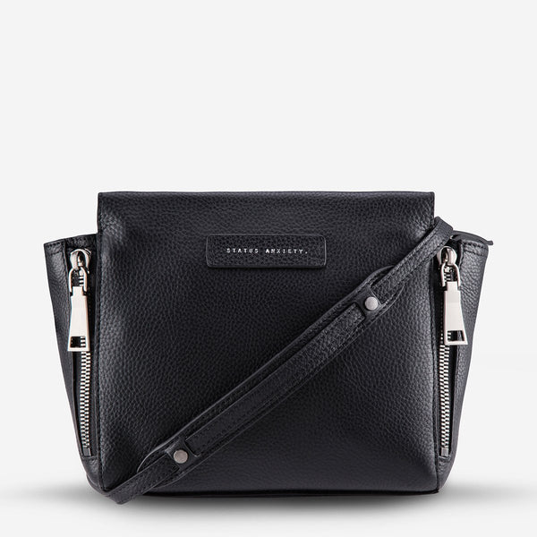 Status Anxiety The Ascendants Bag - Black Pebble