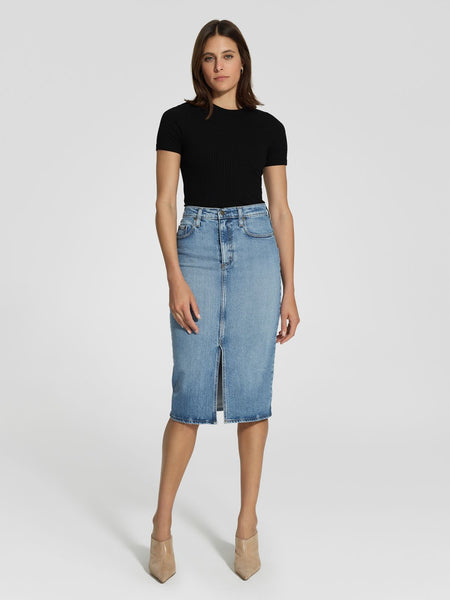 Nobody Denim Lexi Skirt - La Mode