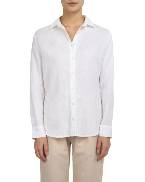Nude Lucy Nude Classic Shirt - White