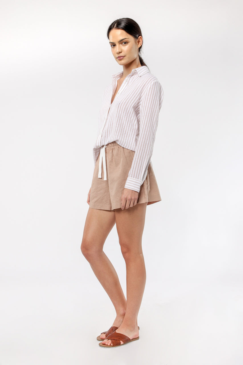 Nude Lucy Nude Classic Shirt - Stripe