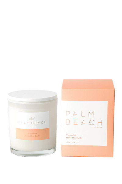 Palm Beach Standard Candle - Watermelon