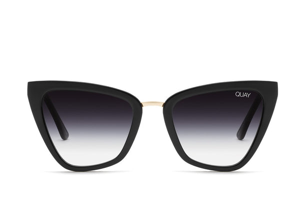 Quay Reina Mini - Black/Fade