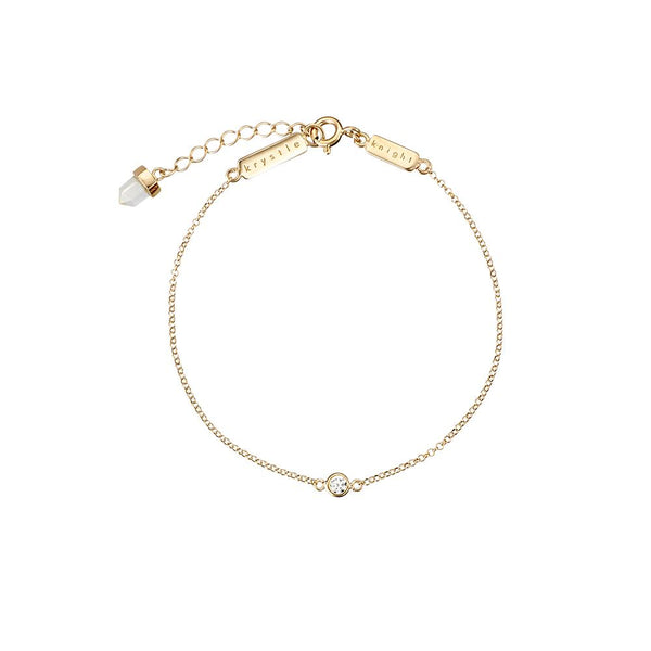 Krystle Knight Spirit Light Bracelet - Gold