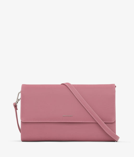Matt & Nat - Drew LG Vintage Crossbody - Berry