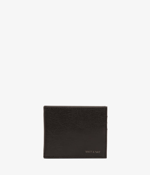 Matt & Nat - Rubben Men's Wallet - Black