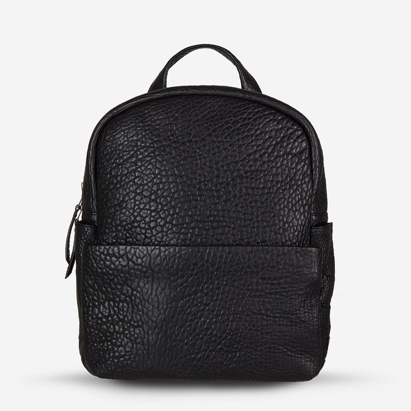 Status Anxiety People Like Us Backpack - Black Bubble