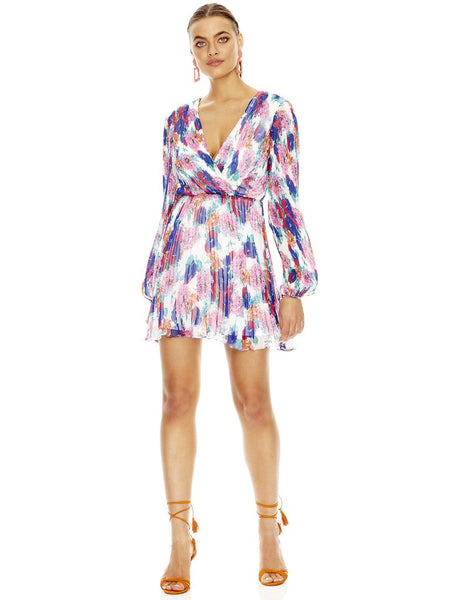 Talulah Always You Mini Dress - Floral Fantasia Print