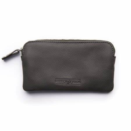 Stitch & Hide Lucy Pouch - Charcoal