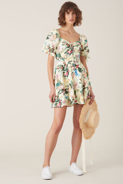 Tigerlily Kahlani Short Dress