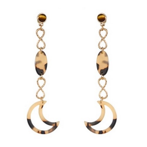 Steviie Todd Earrings - Gold