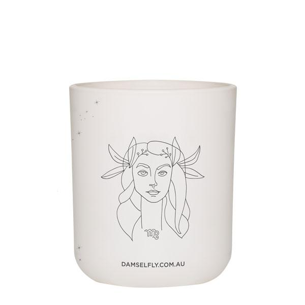 Damselfly Candle L - Virgo
