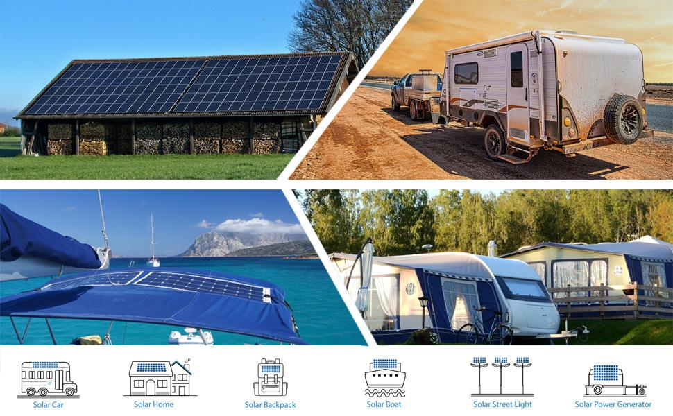AC Mains Power on the go with Offgrid AC Output Solar Power Kits