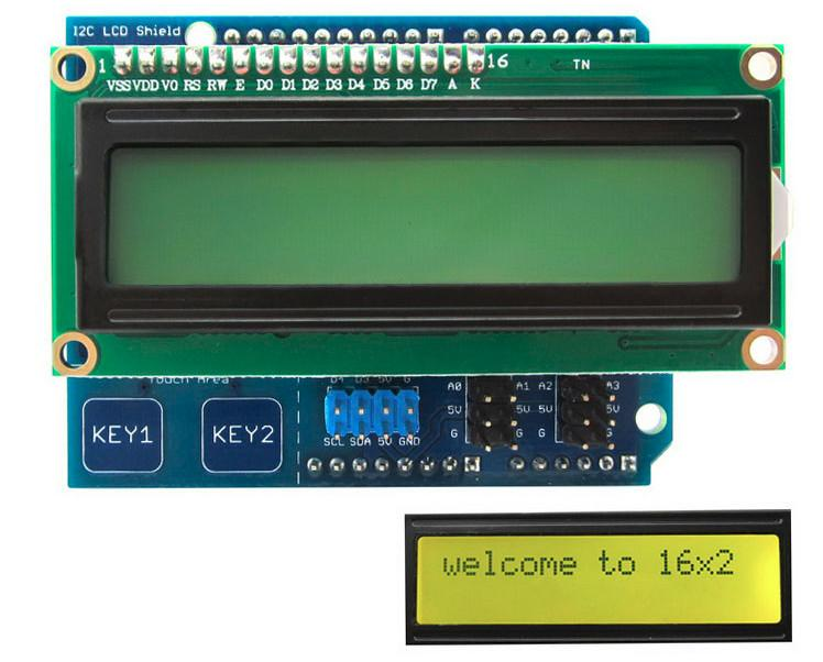 Character LCD Shields for Arduino from PMD Way with free delivery, worldwide