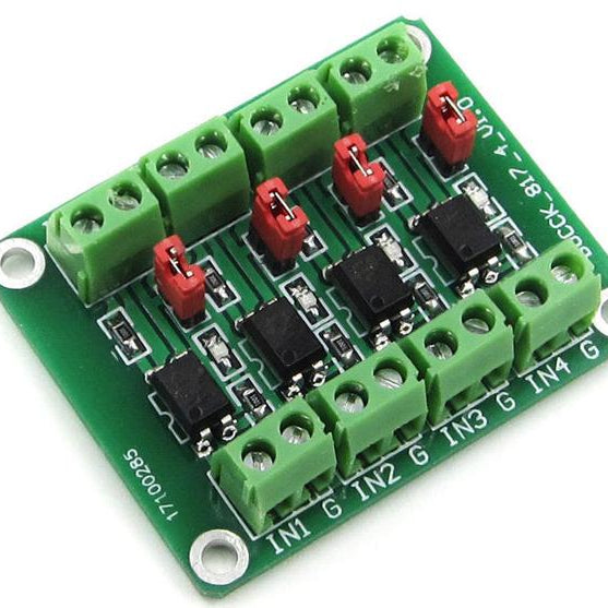 Optocoupler Breakout Boards from PMD Way with free delivery worldwide