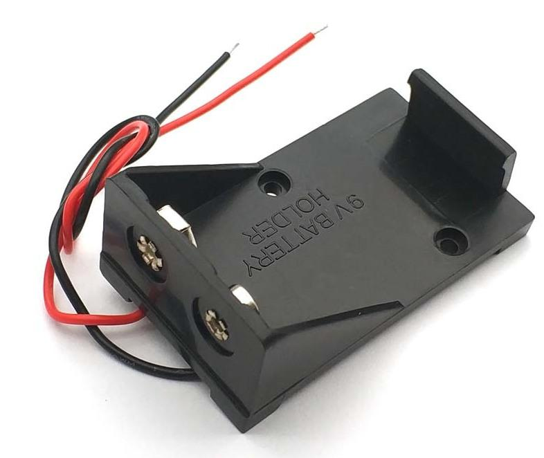 9V Battery Holders from PMD Way with free delivery worldwide