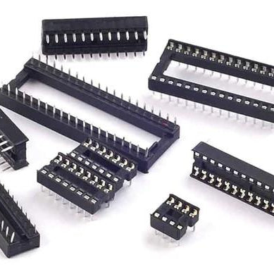 DIP IC Sockets from PMD Way with free delivery worldwide