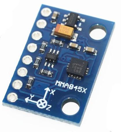 Digital Accelerometer Boards from PMD Way with free delivery worldwide