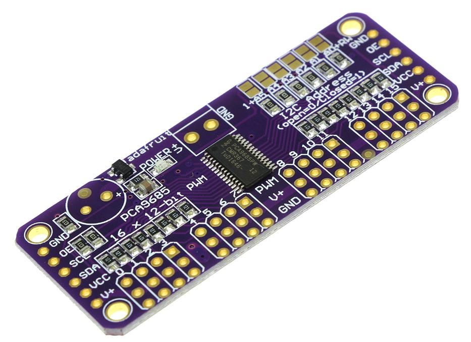 PWM Driver Breakout Boards from PMD Way with free delivery worldwide