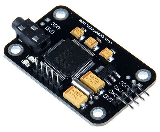 Speech IC breakout boards from PMD Way with free delivery worldwide