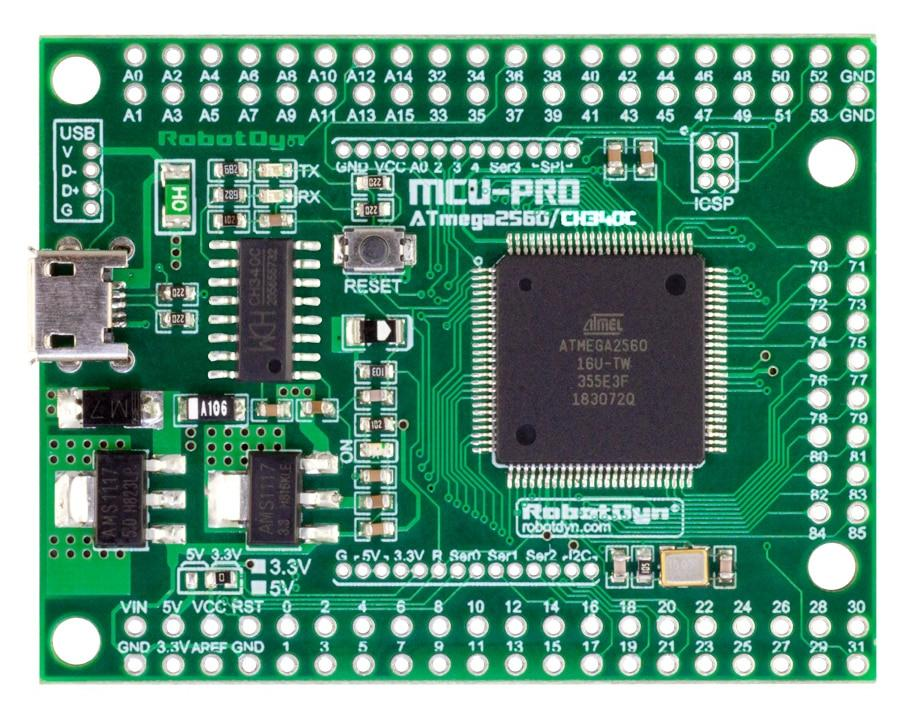 PMD Way offers a range of AVR breakout boards from PMD Way with free delivery worldwide