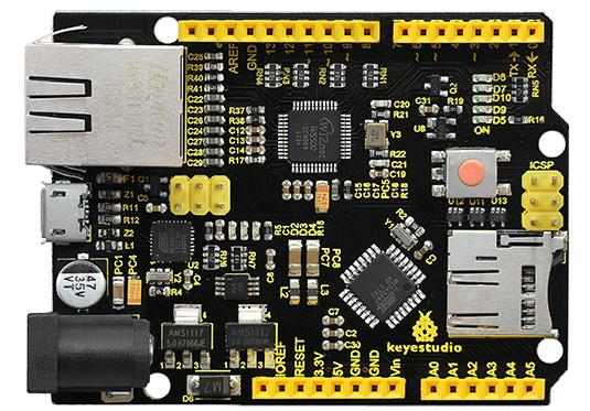 Ethernet-enabled Arduino boards from PMD Way with free delivery, worldwide
