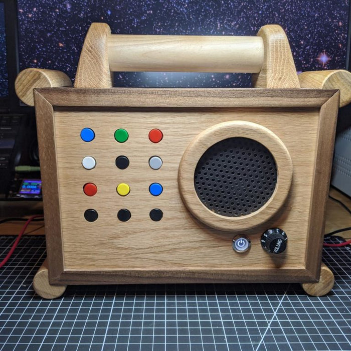 Build a child-friendly MP3 player with Arduino