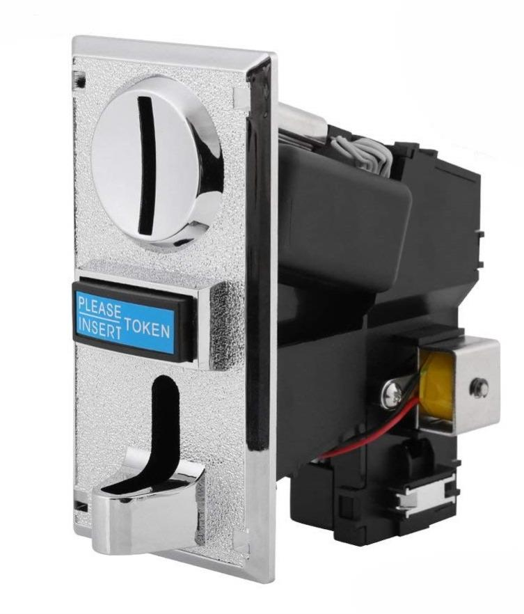 Coin Acceptors from PMD Way with free delivery worldwide