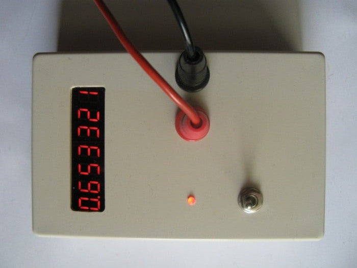 Understand Frequency Counters by making your own