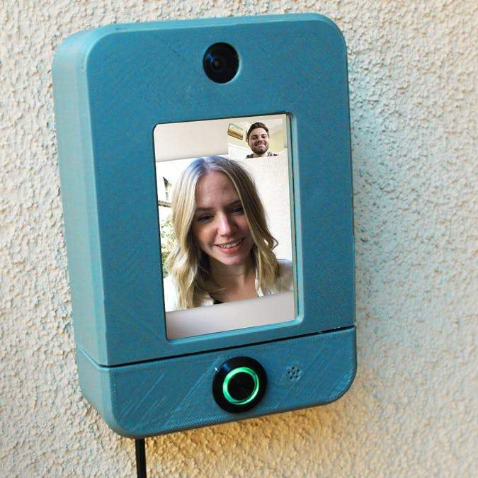 Build a Smart Doorbell with Video Intercom using Raspberry Pi