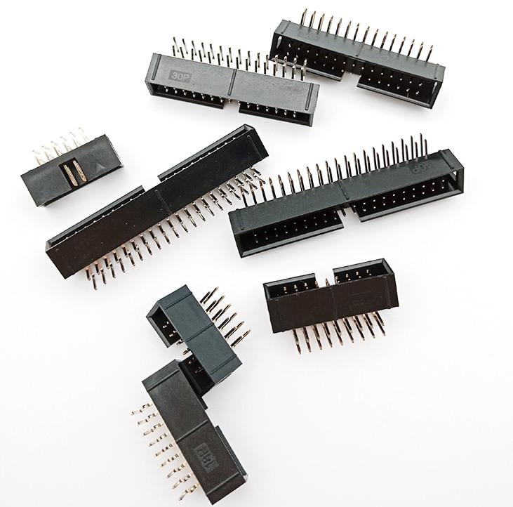 Raspberry Pi GPIO headers from PMD Way with free delivery worldwide