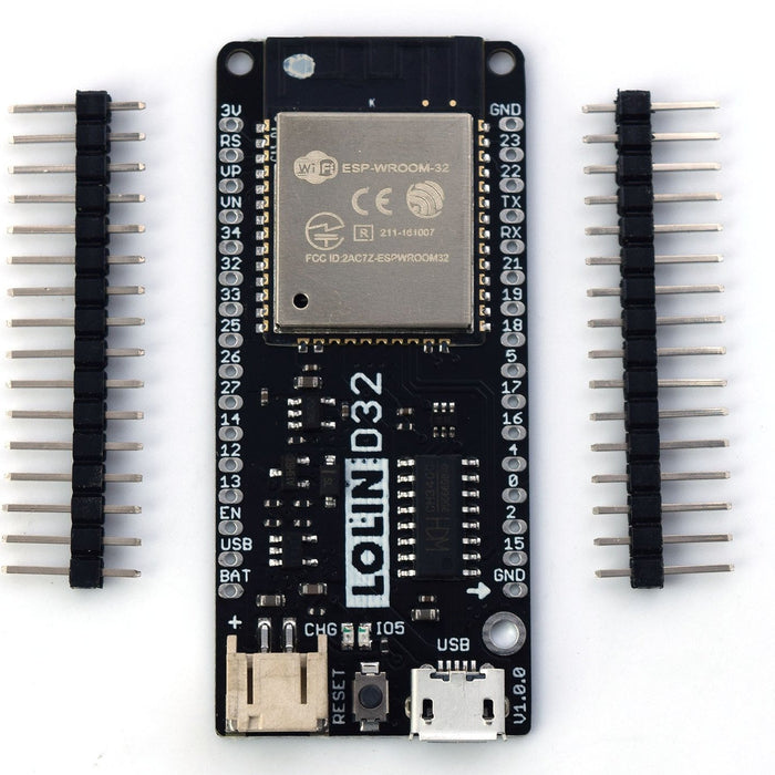 WeMos LoLin ESP32 products from PMD Way with free delivery worldwide