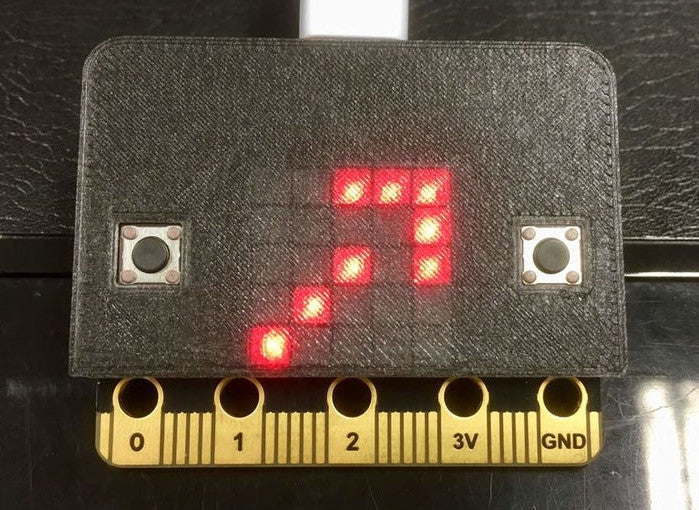 Turn your BBC micro:bit into a Digital Compass