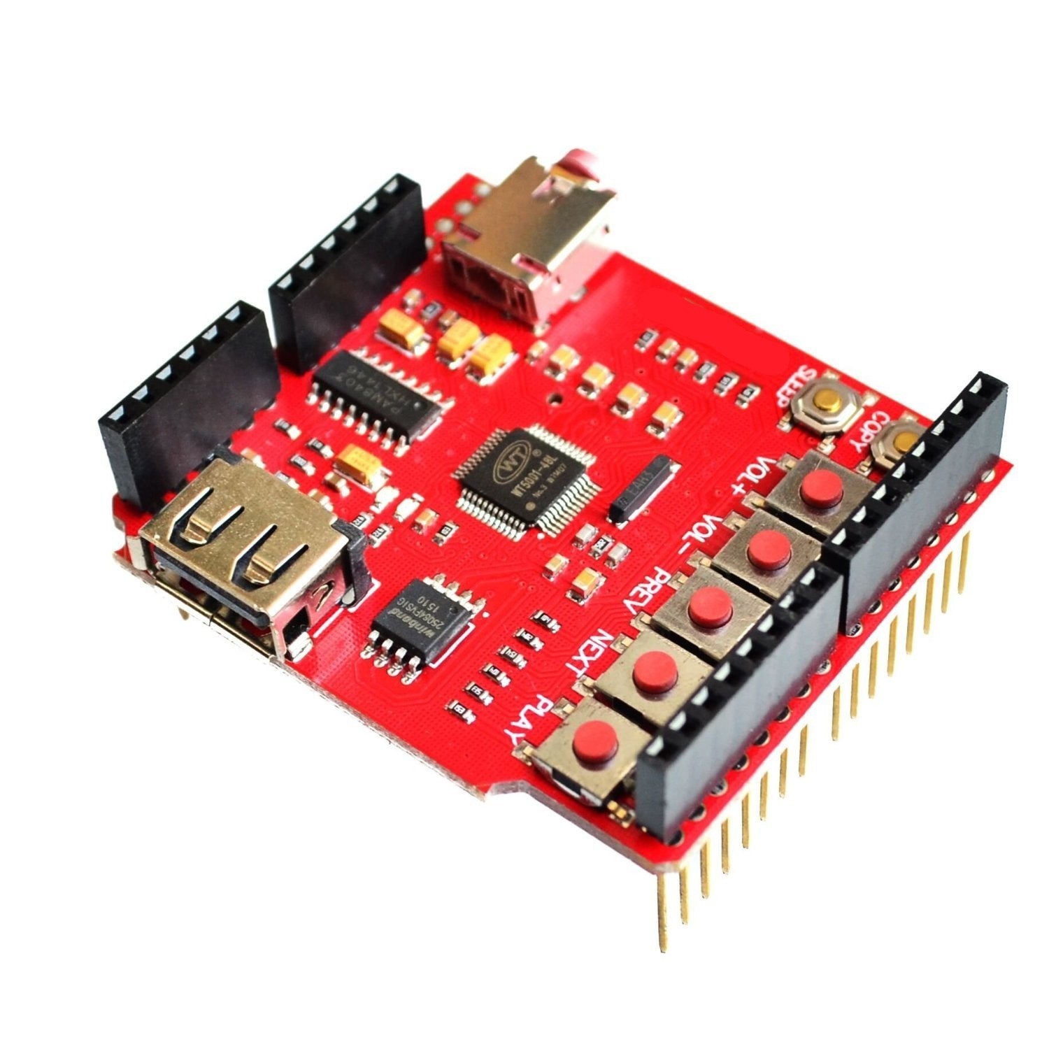 Audio MP3 Arduino shields from PMD Way with free delivery, worldwide