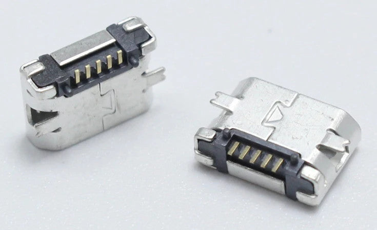 USB micro A Connectors from PMD Way with free delivery worldwide