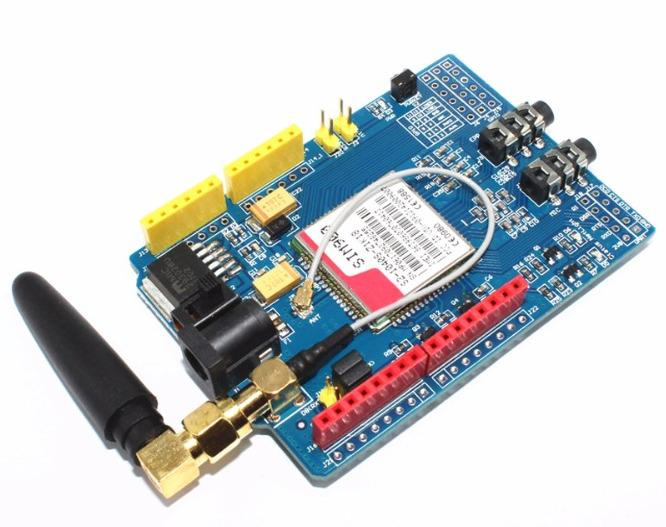 Cellular Shields for Arduino from PMD Way, with free delivery worldwide