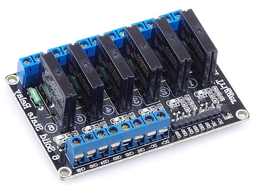 Solid State Relay SSR Boards from PMD Way with free delivery worldwide