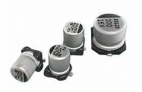 SMD Electrolytic Capacitors from PMD Way with free delivery worldwide