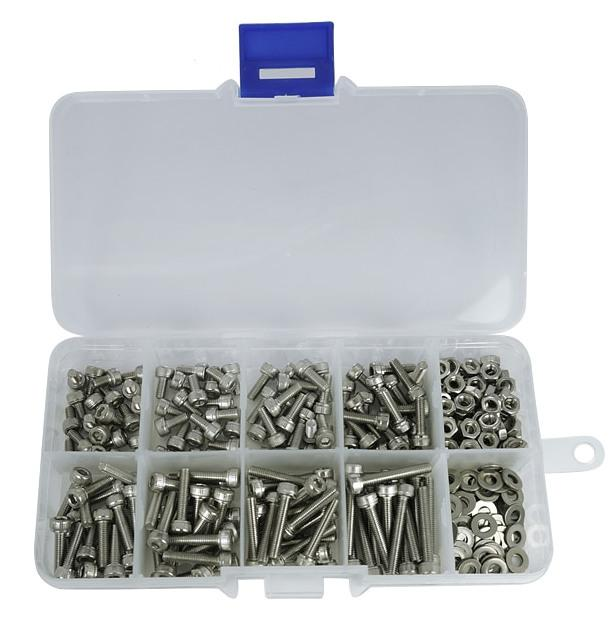Assorted Fastener Kits from PMD Way with free delivery worldwide