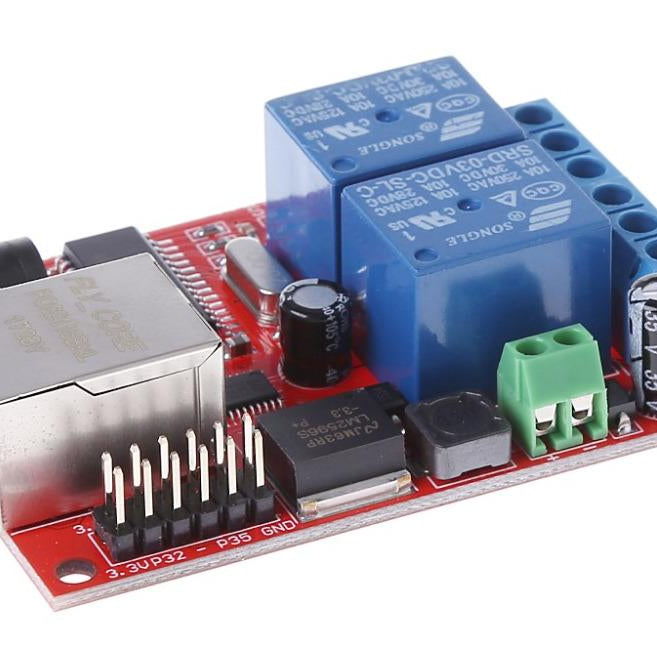 Ethernet Relay Boards from PMD Way with free delivery worldwide