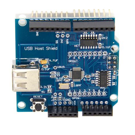 USB Host Shields for Arduino from PMD Way with free delivery, worldwide