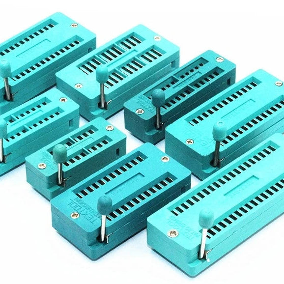 ZIF IC Sockets from PMD Way