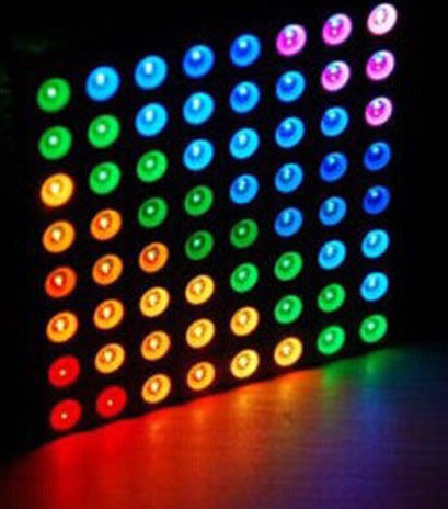 RGB Color LED Matrix from PMD Way with free delivery, worldwide