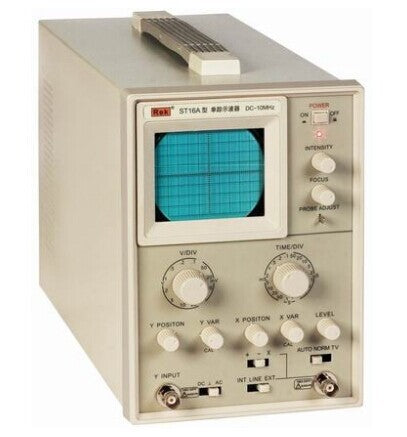 Analog and digital oscilloscopes from PMD Way - with free delivery, worldwide