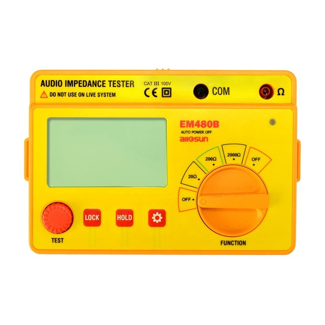 Impedance Meters from PMD Way with free delivery, worldwide