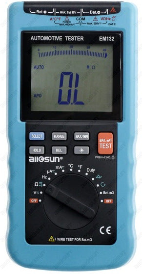 Automotive Multimeters from PMD Way with free delivery, worldwide