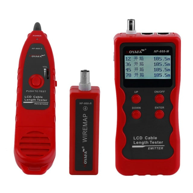 Cable Testers and Tracers from PMD Way with free delivery, worldwide