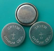 Coin cell batteries and accessories from PMD Way - with free delivery, worldwide