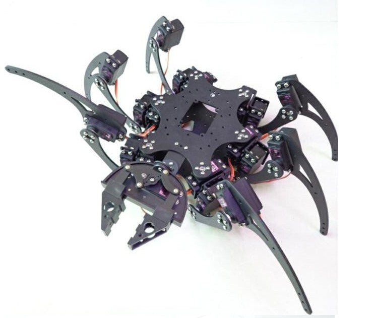 Crawler Hexapod Kits from PMD Way with free delivery, worldwide