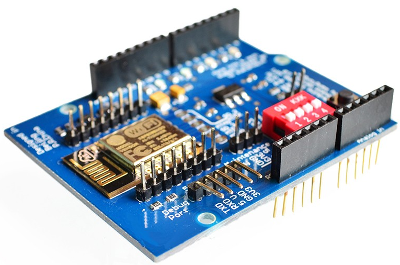 ESP8266 Arduino shields for Arduino from PMD Way